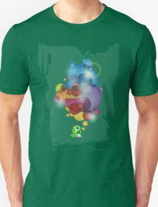 Bubbled T-Shirt