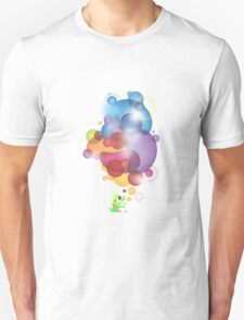 Bubbled Unisex T-Shirt