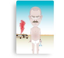 Breaking Bad. Walt. Canvas Print