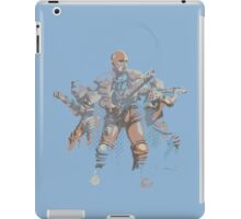Laser Squad iPad Case/Skin