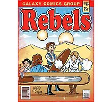 Rebels Photographic Print