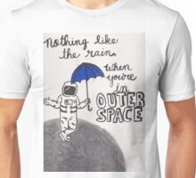 Outerspace Artwork Unisex T-Shirt