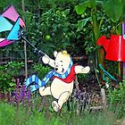 Here comes Pooh !  by Bine