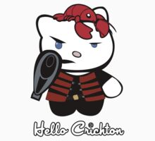 Hello Crichton by spritelady