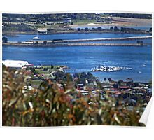 George Town - Kelso Bay Poster