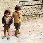 Indian children by yaDes