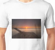 End of the day - Sunset in Nicaragua Unisex T-Shirt