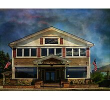 Heinle's General Store Photographic Print