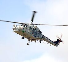 Southport Air Show Westland Lynx by Paul Madden