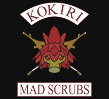 The Kokiri Mad Scrubs by WyrmKnave