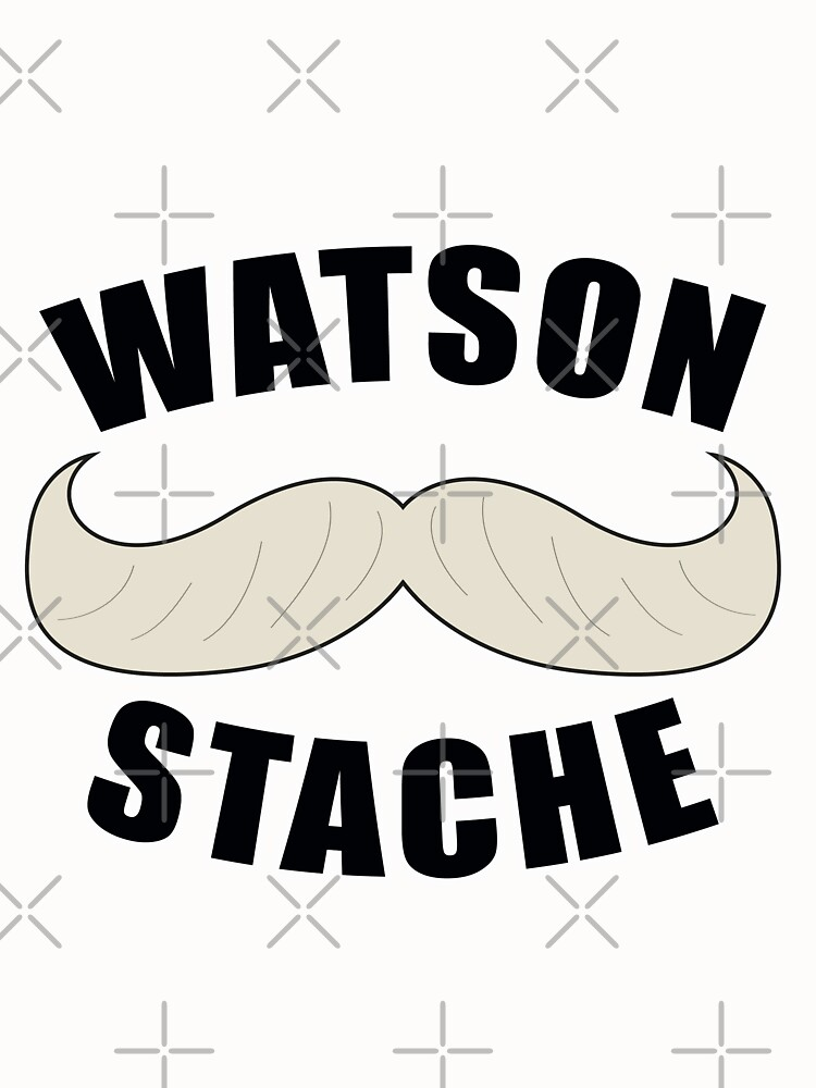 Watsonstache by Bambigethigher