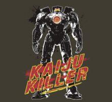 Kaiju Killer Black by leea1968