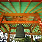 Asian Prayer Bell by debidabble