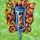 Bottle Head by Ellen Marcus