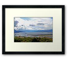 Ushuaia, Argentina Framed Print