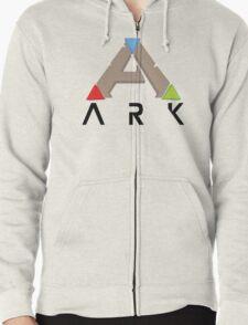 ARK Survival Evolved Minimalist Zipped Hoodie