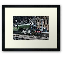 4472 Flying Scotsman Framed Print
