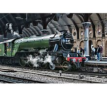 4472 Flying Scotsman Photographic Print