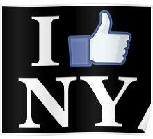 I Like NY - I Love NY - New York Poster