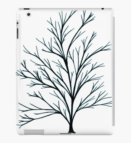 Bare Tree iPad Case/Skin
