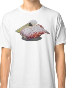 resting pelican Classic T-Shirt