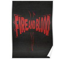 House Targaryen, Fire and Blood 2 Poster