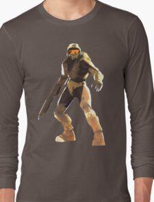 Halo Art Long Sleeve T-Shirt
