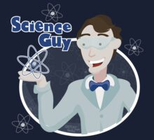 Science Guy by dinoneill