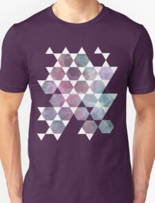 Dream in white Unisex T-Shirt