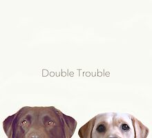 Double Trouble  by sugarsnapped