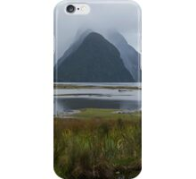 In the Mist _ Milford Sound iPhone Case/Skin