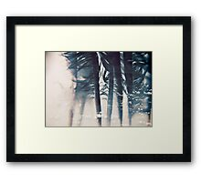 emotion: wishes Framed Print