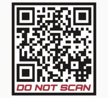 "RickRoll Your Friends!   QR code that links to Rick Astley's ""Never Gonna Give You Up"" YouTube music video by ApexFibers"