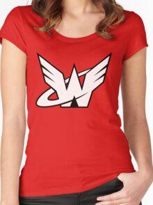 Crimson Fist Women's Fitted Scoop T-Shirt