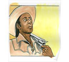 Blazing Saddles #1 Poster