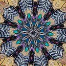 Jewelry Box Fractal Art by Tori Snow