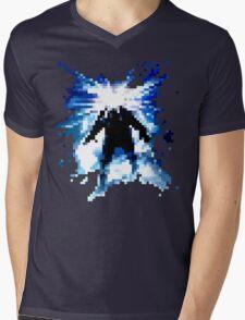 Pixel Thing Mens V-Neck T-Shirt