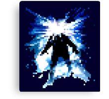 Pixel Thing Canvas Print