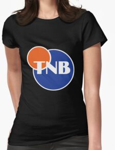 Twisted Nether Blogcast Logo Womens Fitted T-Shirt