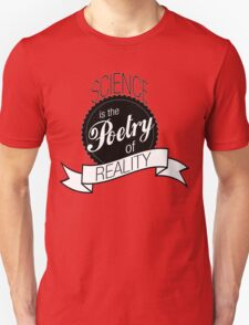 Science Poetry of Reality (mugs) T-Shirt