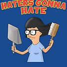 Tina Belcher; Haters Gonna Hate. Bob's Burgers by LukeSimms
