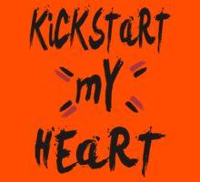 KICKSTART MY HEART by Azzurra