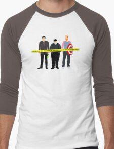 Murder, He Wrote Men's Baseball ¾ T-Shirt