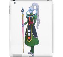 Vados (Dragon Ball Super) iPad Case/Skin