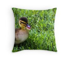 Are you my mom? Throw Pillow