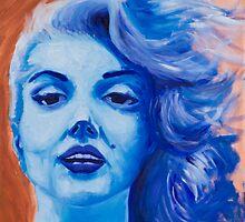 Marilyn by PenguinPlot