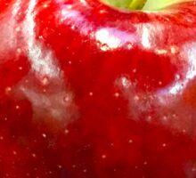 Red Fruit 3 Sticker