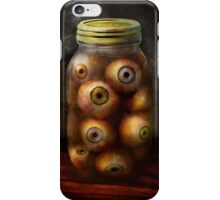Fantasy - Creepy - I've always had eyes for you iPhone Case/Skin