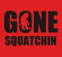 Gone Squatchin One Piece - Short Sleeve
