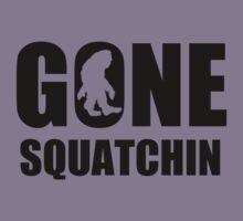 Gone Squatchin Kids Clothes
